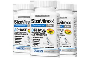 SizeVitrexx 3 Months Supply
