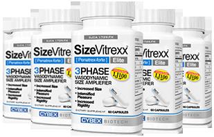 SizeVitress 5 Months Supply